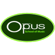 Opus School of Music Mobile Logo
