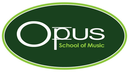 Opus School of Music Retina Logo